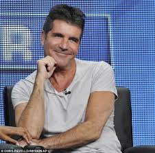 Simon Cowell, the master of smug
