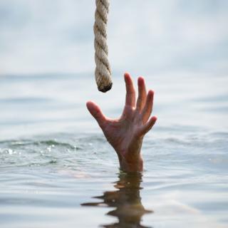 Grab the rope!