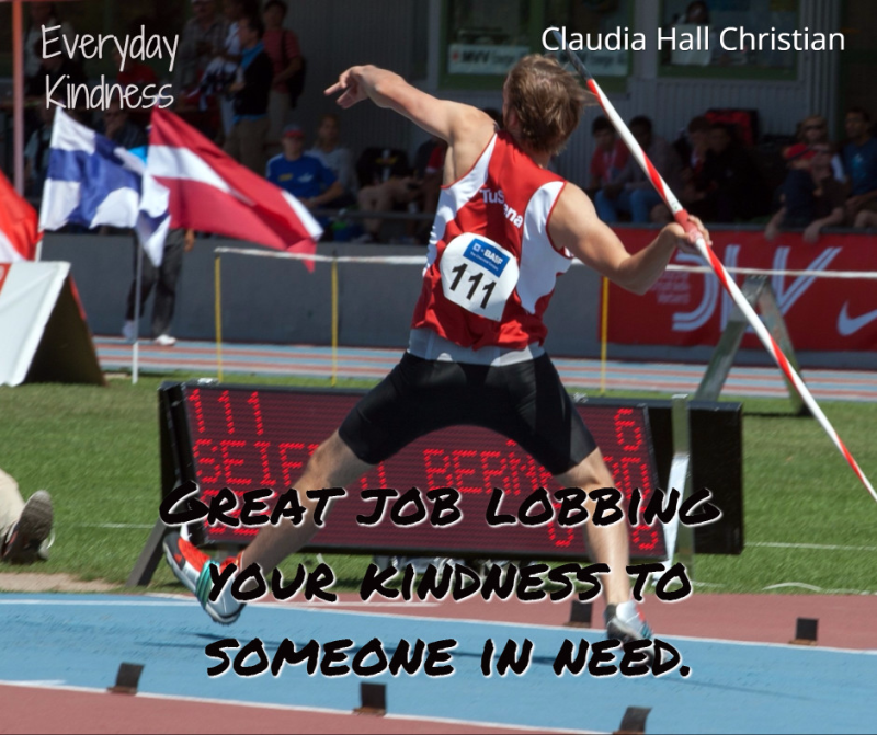 Lob kindness