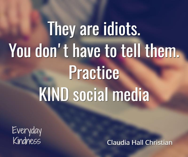 Kindsocialmedia