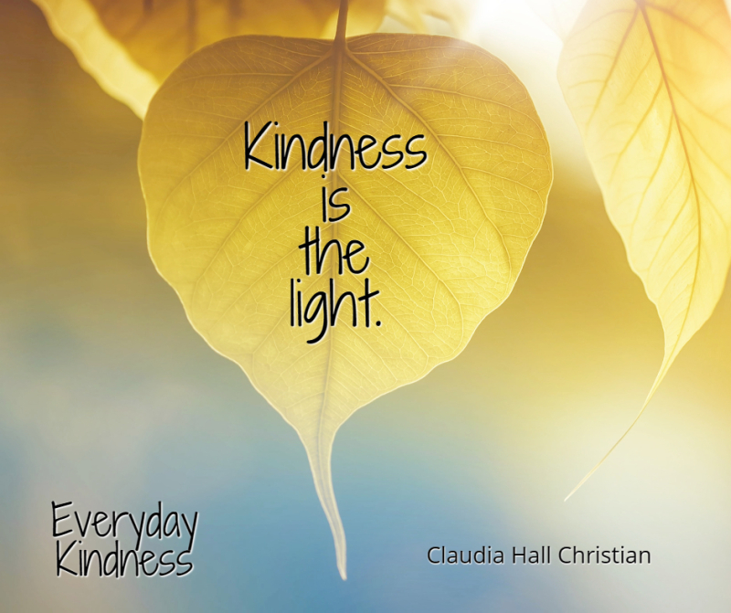 Kindnessisthelight