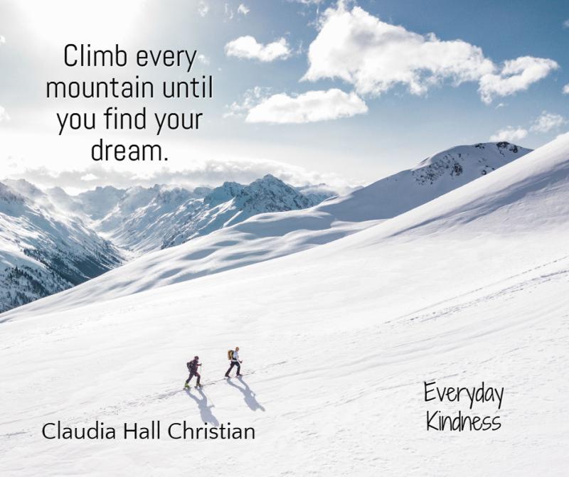 Climbeverymountain